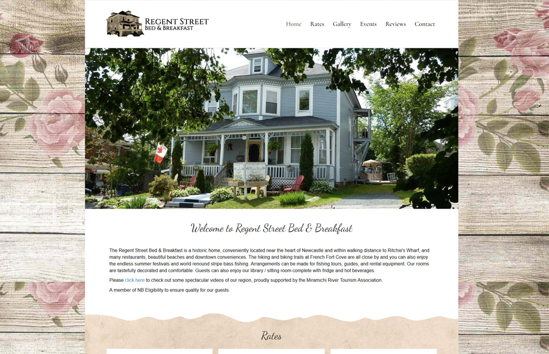 Regent Street Bed & Breakfast