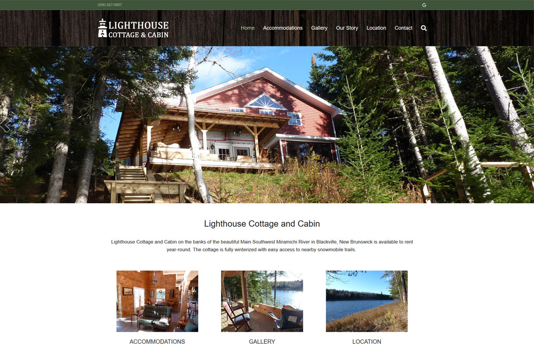 Lighthouse Cottage & Cabin